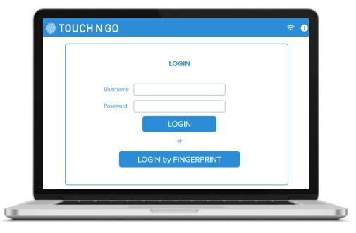 biometric identification solution