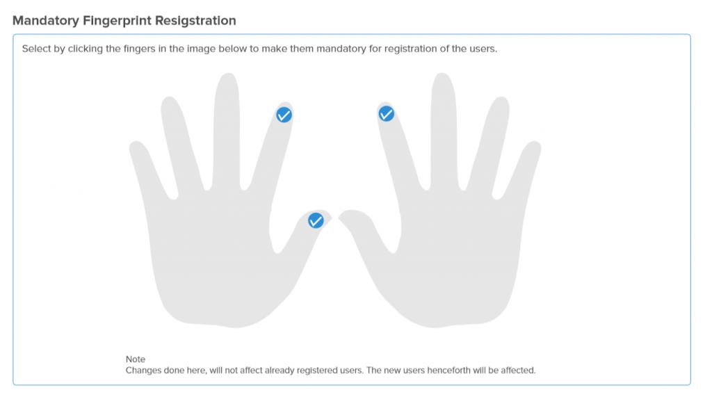 fingerprint software