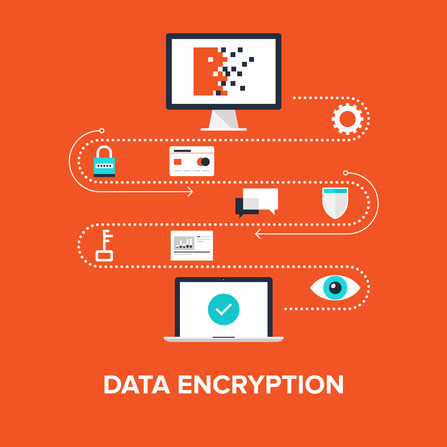 Biometric Data Encryption